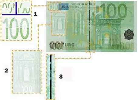 banconota falsa cosa fare